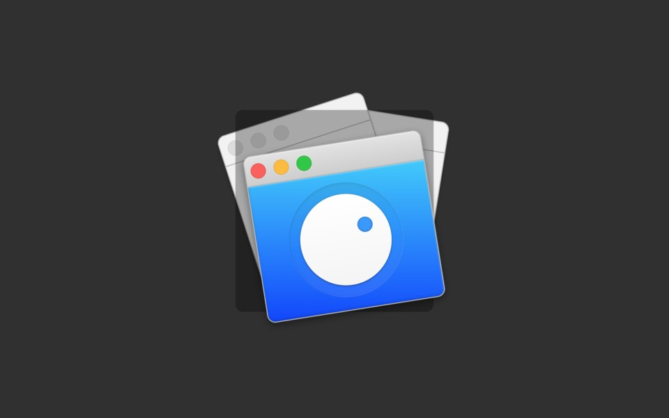 """「HazeOver」一款通过""""背景虚化""""来让你专注的Mac干扰调节器"""