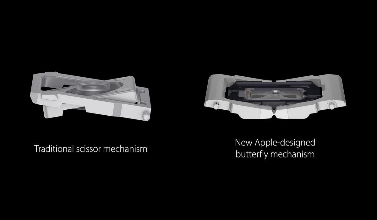 苹果为蝶式键盘致歉,并称多数用户都有积极的体验