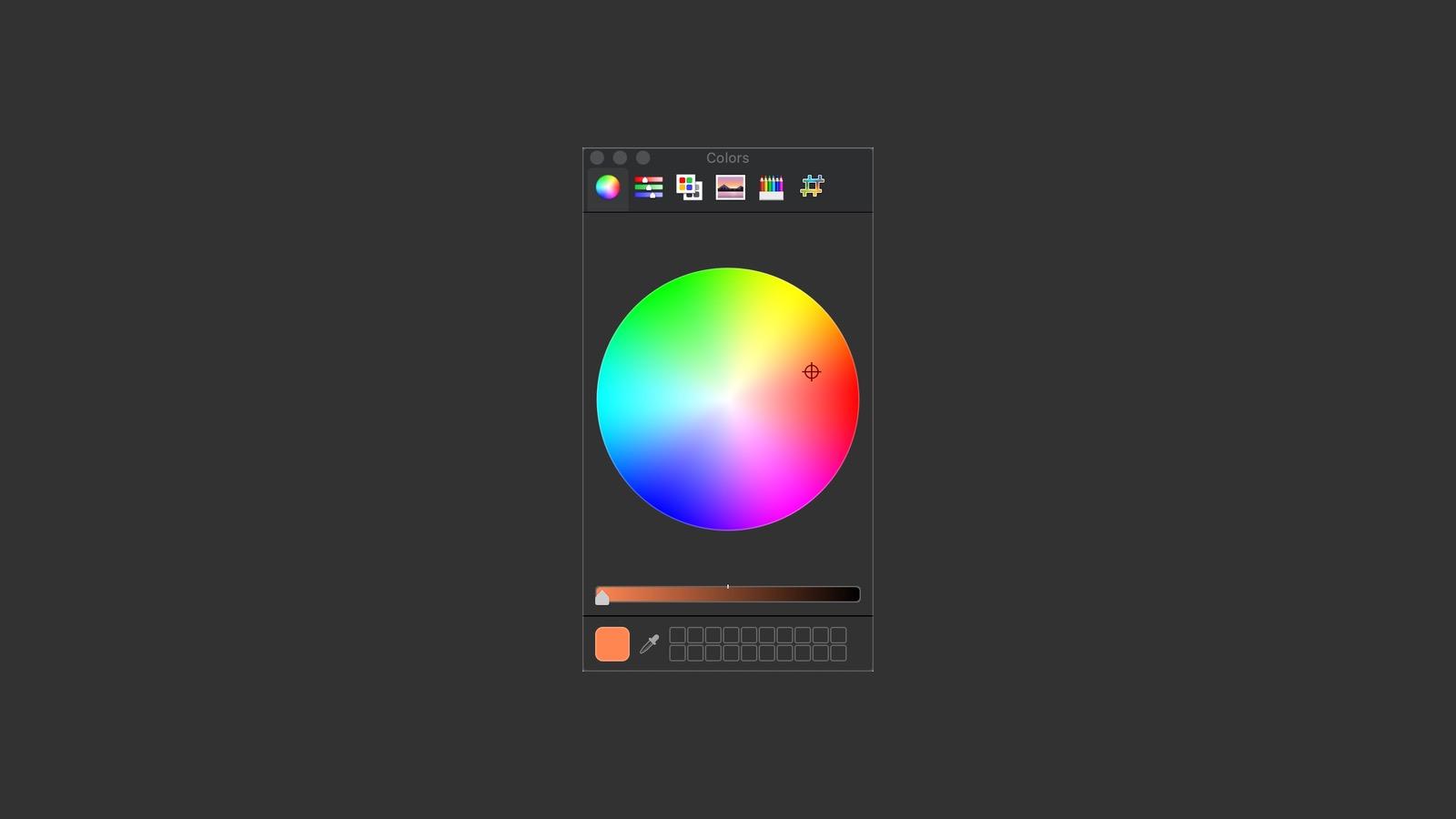 Mac 取色器的这个小技巧,为你的设计提提速